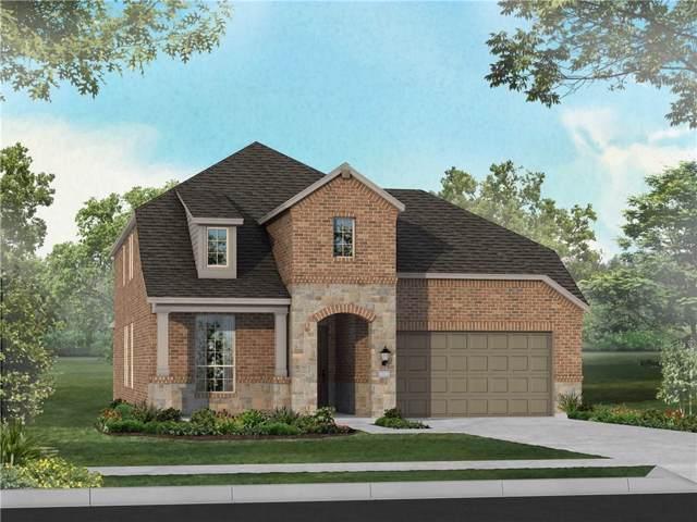 717 Parkland Drive, Little Elm, TX 76227 (MLS #14164395) :: Robbins Real Estate Group