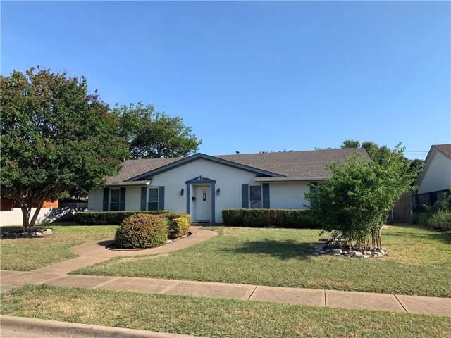 640 Westover Drive, Richardson, TX 75080 (MLS #14164401) :: The Good Home Team