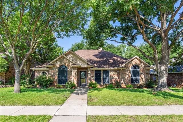 1920 Hidden Trail Drive, Lewisville, TX 75067 (MLS #14164414) :: Hargrove Realty Group