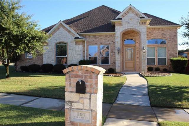307 Del Mar Court, Colleyville, TX 76034 (MLS #14164415) :: All Cities Realty