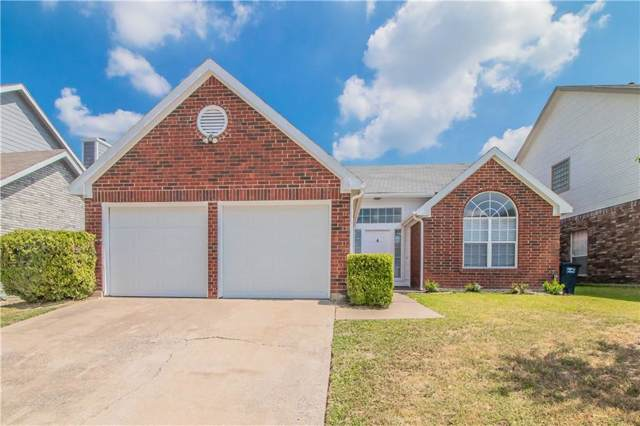 10116 Long Rifle Drive, Fort Worth, TX 76108 (MLS #14164432) :: The Chad Smith Team