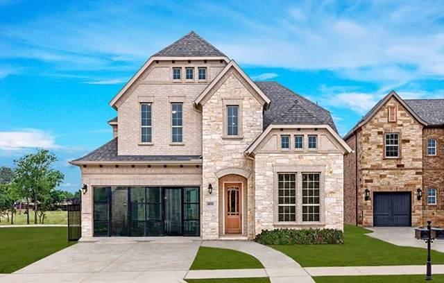 4409 Lafite Lane, Colleyville, TX 76034 (MLS #14164444) :: The Heyl Group at Keller Williams