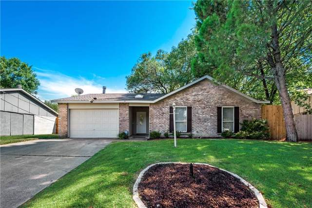 6940 Southampton Drive, North Richland Hills, TX 76182 (MLS #14164453) :: Tenesha Lusk Realty Group