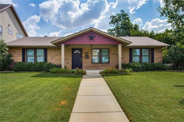 235 Austin Street, Grapevine, TX 76051 (MLS #14164460) :: Kimberly Davis & Associates