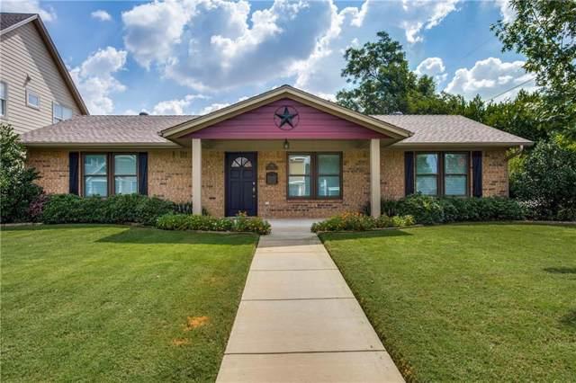 235 Austin Street, Grapevine, TX 76051 (MLS #14164460) :: Team Hodnett