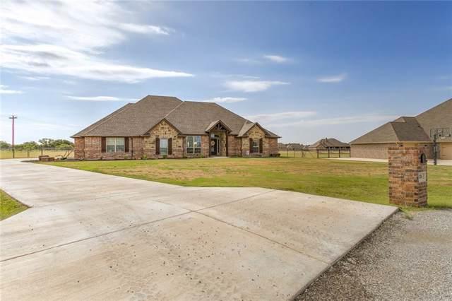 326 Steppes Court, Brock, TX 76087 (MLS #14164462) :: Kimberly Davis & Associates
