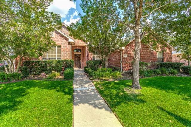 6908 Brazos Bend Drive, North Richland Hills, TX 76182 (MLS #14164484) :: The Chad Smith Team