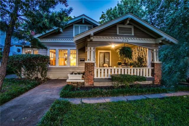 208 N Brighton Avenue, Dallas, TX 75208 (MLS #14164492) :: Van Poole Properties Group