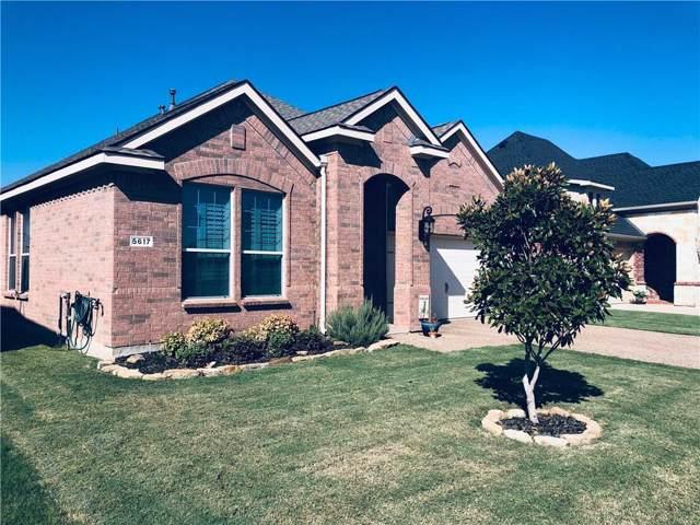 5617 Brookside Drive, Argyle, TX 76226 (MLS #14164496) :: Real Estate By Design