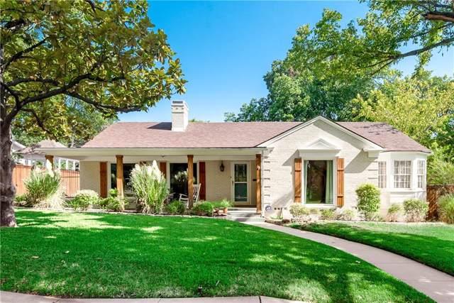 4310 Birchman Avenue, Fort Worth, TX 76107 (MLS #14164507) :: Potts Realty Group