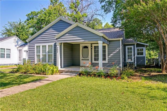 307 Masters Avenue, Wylie, TX 75098 (MLS #14164530) :: Hargrove Realty Group
