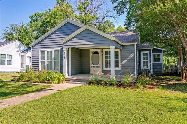 307 Masters Avenue, Wylie, TX 75098 (MLS #14164530) :: Tenesha Lusk Realty Group