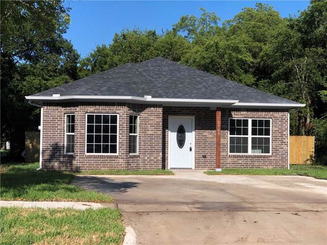 1103 S Walnut Street, Sherman, TX 75090 (MLS #14164531) :: The Heyl Group at Keller Williams