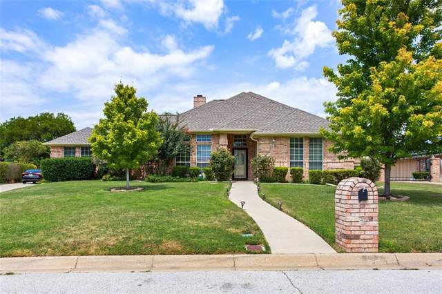 3712 Snow Creek Drive, Fort Worth, TX 76008 (MLS #14164536) :: RE/MAX Town & Country