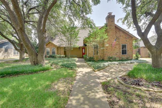 604 Hinsdale Drive, Arlington, TX 76006 (MLS #14164551) :: RE/MAX Town & Country
