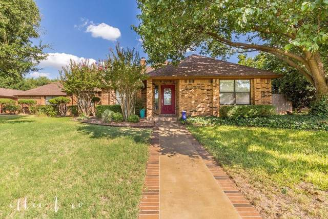 2325 Christopher Drive, Abilene, TX 79602 (MLS #14164557) :: The Chad Smith Team