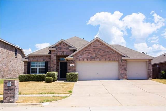9119 Maple Canyon Drive, Arlington, TX 76002 (MLS #14164574) :: Frankie Arthur Real Estate