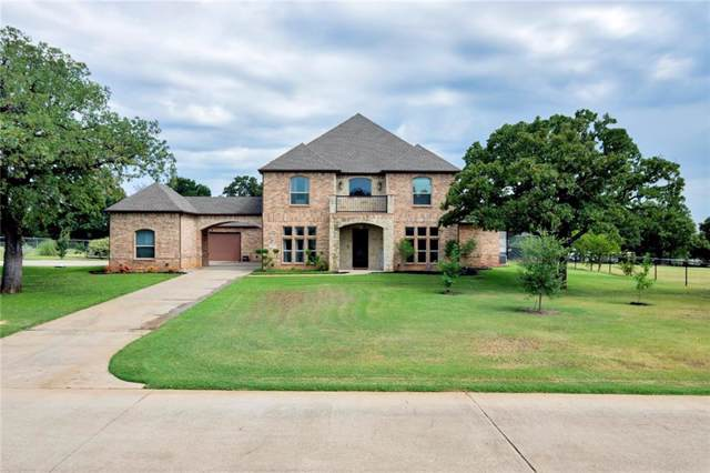 4217 Sherman Oaks, Burleson, TX 76028 (MLS #14164639) :: All Cities Realty