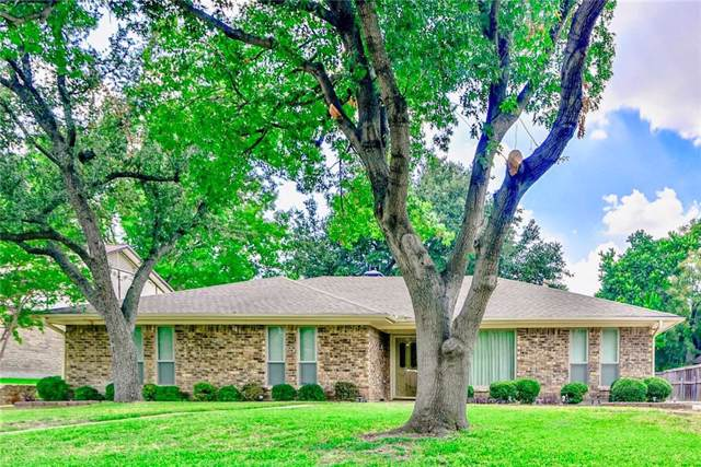 1705 Westcrest Court, Grand Prairie, TX 75050 (MLS #14164668) :: The Heyl Group at Keller Williams