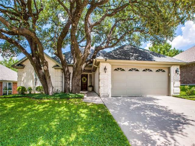 10816 Broken Arrow Trail, Fort Worth, TX 76108 (MLS #14164682) :: Team Tiller