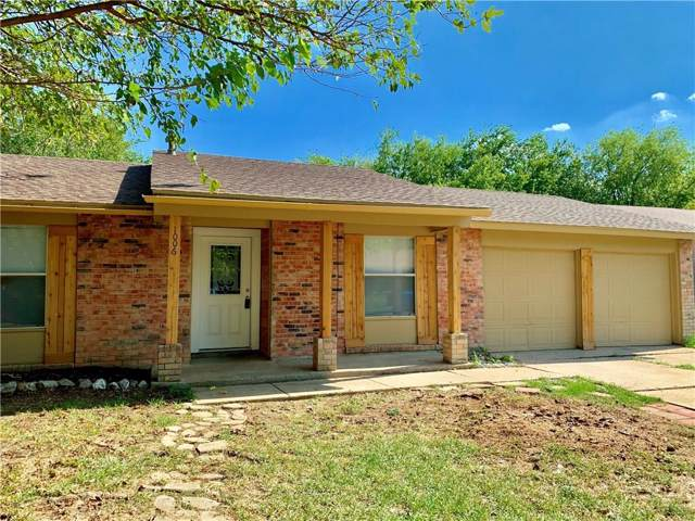 1006 Belemeade Street, Arlington, TX 76014 (MLS #14164691) :: Vibrant Real Estate