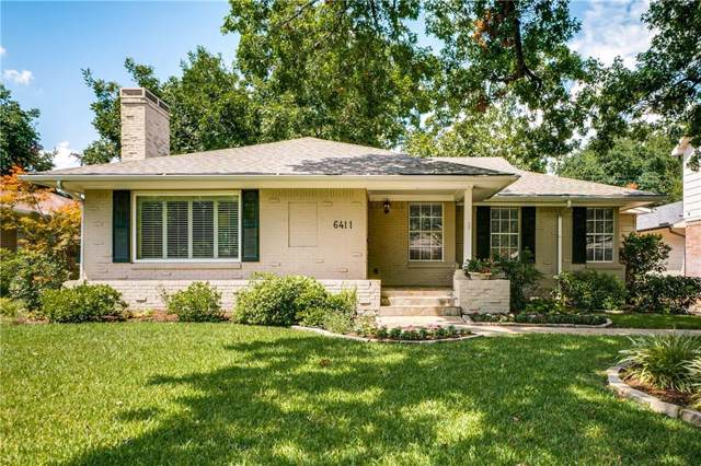 6411 Glennox Lane, Dallas, TX 75214 (MLS #14164702) :: NewHomePrograms.com LLC