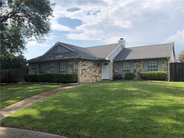 2705 Todville Place, Dallas, TX 75228 (MLS #14164703) :: Kimberly Davis & Associates