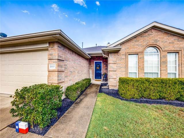 3007 Dorothy Lane, Glenn Heights, TX 75154 (MLS #14164708) :: Tanika Donnell Realty Group