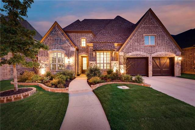 10813 Pedernales Falls Drive, Flower Mound, TX 76226 (MLS #14164714) :: The Real Estate Station