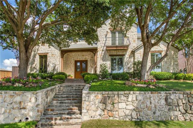 6612 Village Springs Drive, Plano, TX 75024 (MLS #14164736) :: Tanika Donnell Realty Group