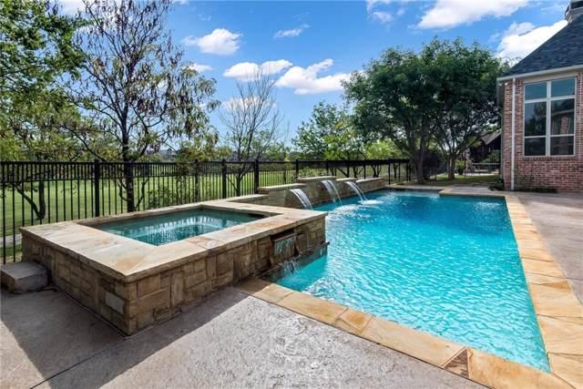 1205 Lady De Vance Lane, Lewisville, TX 75056 (MLS #14164742) :: Kimberly Davis & Associates