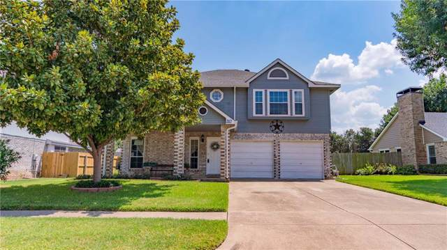 2817 White Oak Drive, Grand Prairie, TX 75052 (MLS #14164743) :: The Heyl Group at Keller Williams