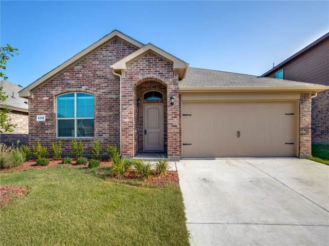 6316 Robertson Road, Fort Worth, TX 76179 (MLS #14164744) :: Vibrant Real Estate