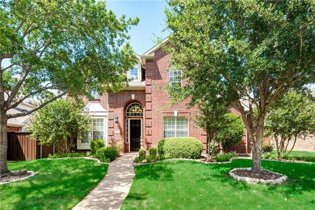 1664 Sagebrush Drive, Frisco, TX 75033 (MLS #14164756) :: Kimberly Davis & Associates
