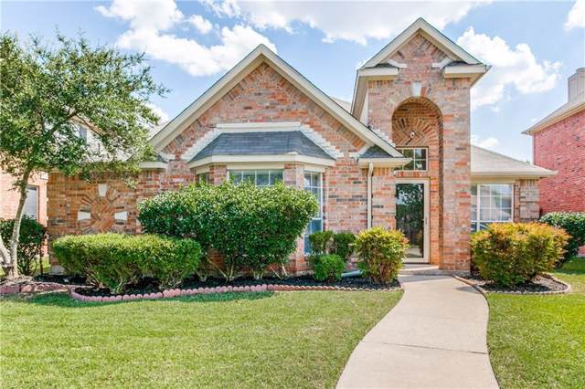 1714 Live Oak Lane, Allen, TX 75002 (MLS #14164760) :: Team Tiller