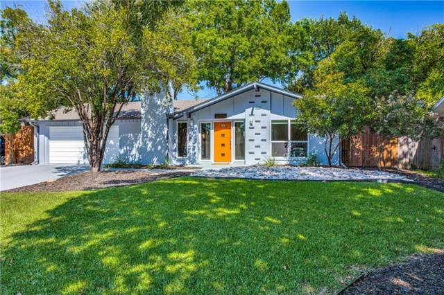 2714 Felicia Court, Dallas, TX 75228 (MLS #14164762) :: Kimberly Davis & Associates