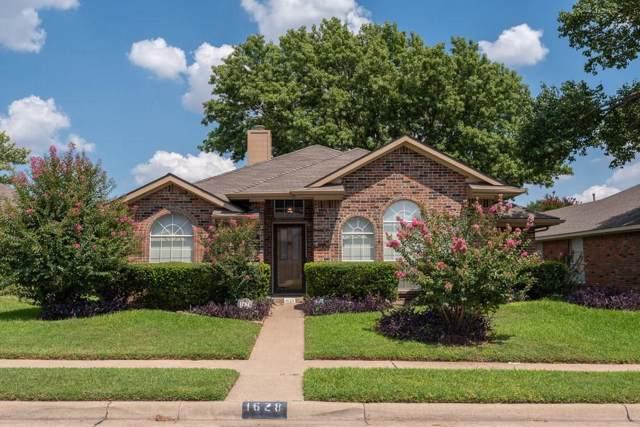 1628 Tuley Street, Cedar Hill, TX 75104 (MLS #14164803) :: The Heyl Group at Keller Williams