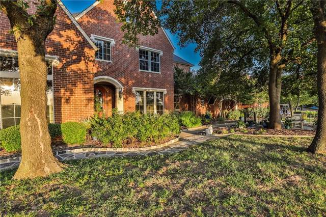 3012 Canyon Bluff Court, Copper Canyon, TX 76226 (MLS #14164829) :: Trinity Premier Properties