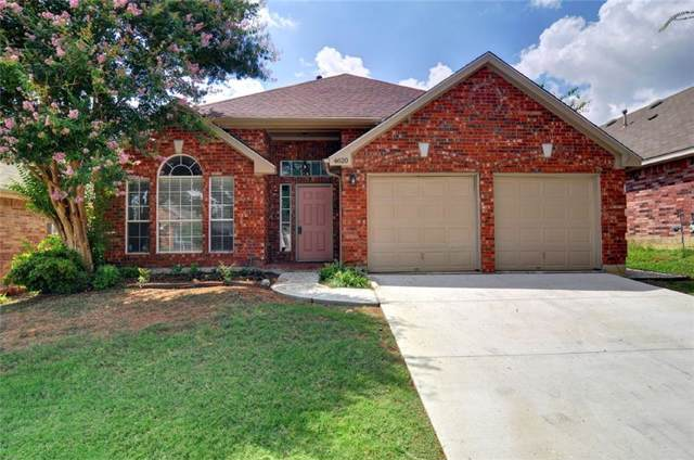 4620 Tanque Drive, Fort Worth, TX 76137 (MLS #14164844) :: Frankie Arthur Real Estate
