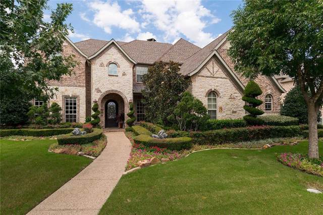 8311 Buffalo Drive, Lantana, TX 76226 (MLS #14164854) :: The Heyl Group at Keller Williams