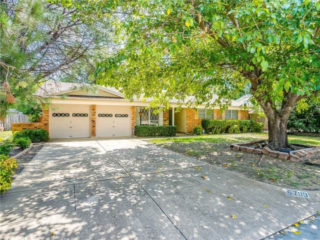 5709 Lubbock Avenue, Fort Worth, TX 76133 (MLS #14164859) :: Vibrant Real Estate