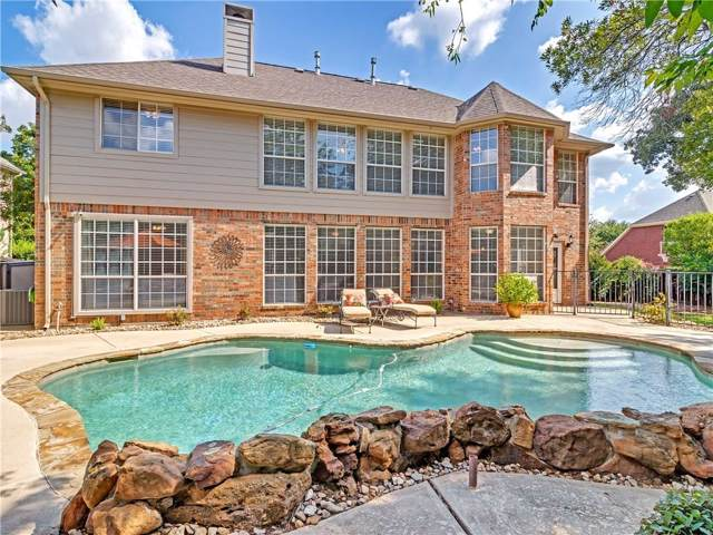 812 Victoria Drive, Keller, TX 76248 (MLS #14164875) :: The Chad Smith Team
