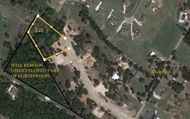 127 Magnolia Place, Brock, TX 76087 (MLS #14164879) :: Kimberly Davis & Associates