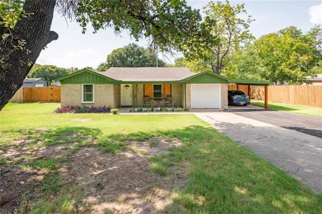 7817 Sommerville Place Road, Lakeside, TX 76135 (MLS #14164907) :: The Heyl Group at Keller Williams