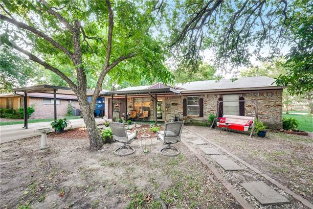 320 Enfield Circle, Kerens, TX 75144 (MLS #14164933) :: Kimberly Davis & Associates