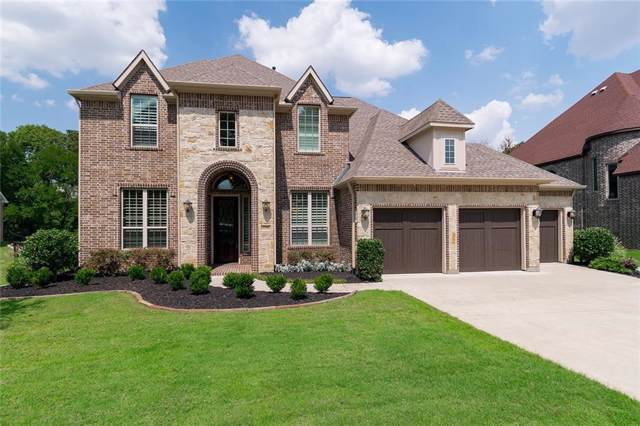 2708 Winding Path Way, Flower Mound, TX 75022 (MLS #14164937) :: Hargrove Realty Group