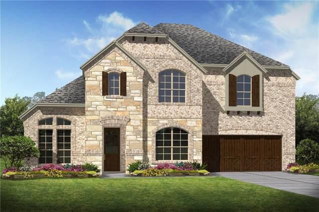 3702 Greenbrier Drive, Melissa, TX 75454 (MLS #14164938) :: The Heyl Group at Keller Williams