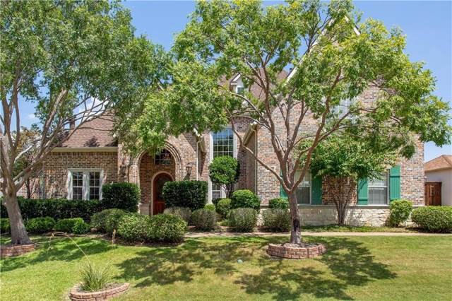 2806 Woodlake Court, Highland Village, TX 75077 (MLS #14164955) :: Team Hodnett
