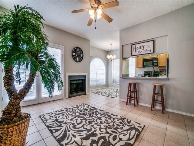 9747 Whitehurst Drive #101, Dallas, TX 75243 (MLS #14164967) :: RE/MAX Pinnacle Group REALTORS