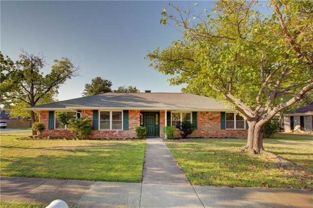 3400 Peachtree Lane, Pantego, TX 76013 (MLS #14164974) :: Tenesha Lusk Realty Group